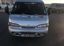 Diesel Fuel/Power   Hyundai H100 1996