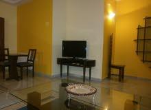 شقة باطلالة روعة للبيع في اجمل مناطق الشميساني قرب مدرسة الرائد العربي
