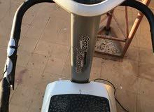 جهاز رياضي لحرق الدهون مع باسكل