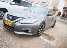 للبيع مع إمكانية التمويل نيسان التيما وارد 2016 جدا نظيفة Nissan altima