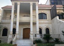 Detached villa for sale in Amman فيلا فخمة للبيع في الاودن- عمان- الجبيهة بسعر لقطة