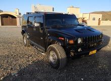 +200,000 km mileage Hummer H2 for sale