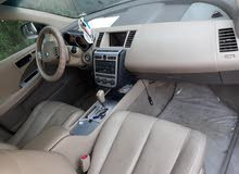 Gasoline Fuel/Power   Nissan Murano 2005