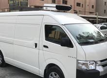 Toyota Hiace car is available for a Month rent