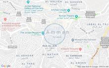 محلين تجاريين ونصف للايجار في أحسن منطقة في عمان الغربية على شارع تجاري حيوي