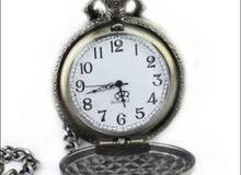 ساعة بكاتينة عمرها اكثر من مائة عام