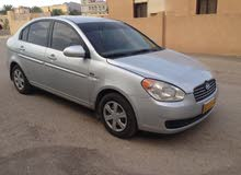 For sale 2008 Silver Accent