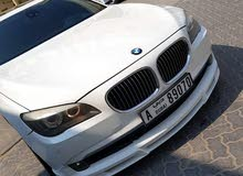 Used BMW 750 in Ajman