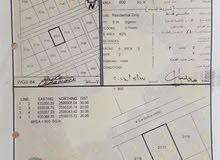 للبيع ارض سكنية في العوابي بوشر مخطط تويع الضباط