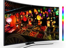 samsung smart 4k  55  Curved