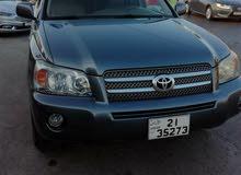 Hybrid Fuel/Power   Toyota Highlander 2006