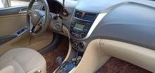Hyundai Accent 2013 - Automatic