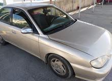 Gasoline Fuel/Power   Kia Sephia 1998