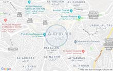 عمارة استثمارية للبيع في جبل الاميرة رحمة -قرب مسجد الامام الغزالي - الزرقاء