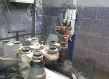 ماكينات شطف زجاج