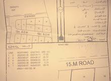 ارض للبيع في ولاية بركاء / منطقة الرميس/ العامرة
