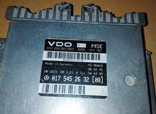 للبيع  مصابيح اماميه وكمبيوتر مرسيدس e class 320 model 1997