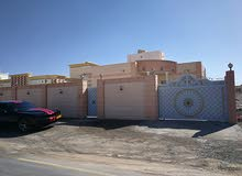 excellent finishing palace for sale in Ibri city - Hayy Al-Nahdha