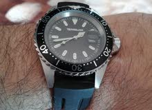 ساعة Temblorسويسري اصلي مع علبتها وكفالتها