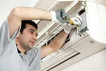 صيانة و نقل جميع انواع المكيفات وصيانة الثلاجات والغسالات