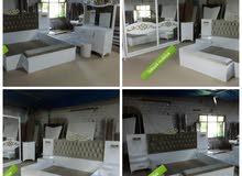 غرف نوم 9 قطع صناعة تركية للبيع بسعر مميز