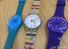 ساعة swatch