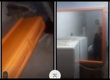 مرايا ومجراات تصلح محل بيت حمام