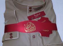 ثياب من اجاويد العشرى بنص ياقة مطرز