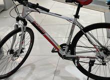 للبيع دراجه هوائيه 28 المنيوم