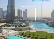شقة تمليك من المالك مباشرة عند برج خليفة