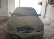 مرسيدس فياقرا م 2001 تحمل رقم مميز ع ر ع 100