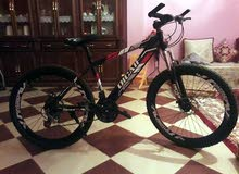 دراجة هوائية  طرق وعرة