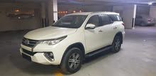 Toyota Fortuner EXR 2017 35k kms only Non accident