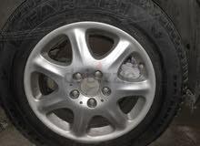 رنقات مرسيدس s500 wheels