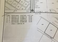 للبيع ارض في الخوض سكني تجاري