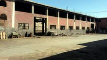 مصنع في مدينة بدر للبيع