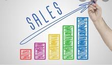 اردني ابحث عن عمل في المبيعات اوالحسابات براتب وعقد sales looking for job