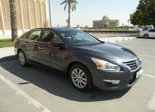 Nissan Altima 2013 GCC 2.5 S