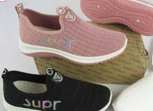 تنزيلات حذاء طبي نسائي قياس من 37 الئ 40 بناتي من قياس 30 الئ 35 سعر القطعه 5 ال