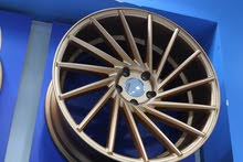 NCVT Replacement For Dodge SRT/Toyota Camry Universal Rims