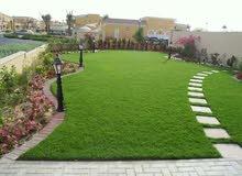 تصميم وتنفيذ وتنسيق الحدائق الداخلية والخارجية
