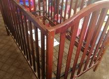 سرير اطفال من ايكيا