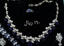 أطقم مجوهرات قصة الماس للعرايس