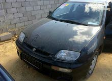 Manual Blue Mazda 2000 for sale