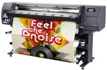 مركز طبااعة و نسخ سريع (print and copy center) للبيع بكامل معداته بداعي السفر