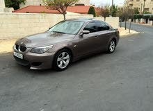 Gasoline Fuel/Power   BMW 525 2004