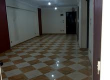 شقة لؤطة للايجار السكني بش العيسوي الرئيسي 140م فيــــــــو بحر