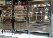 تصليح  جميع أنواع معدات المطابخ  والأفران       ثلاجات      بردات       غسالات    نشافات