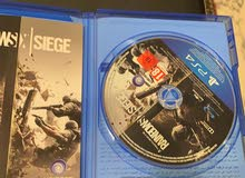 RAINBOW SIX: SEIGE (PS4)