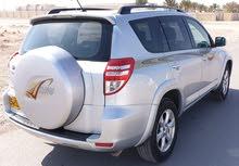 تويوتا راف فور موديل 2009خليجي وكالة عمان فول اتومتك اطارات جديدة الأربعة